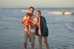 Family photo! LBI this summer
